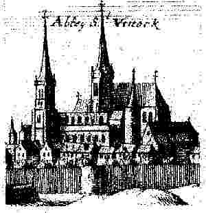 Abbaye Saint Winoc de Bergues