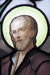 Saint Benoît-Joseph Labre 1