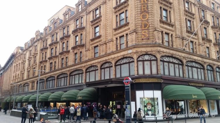 Londres : Harrods