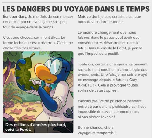 Journal du 23/01/2014