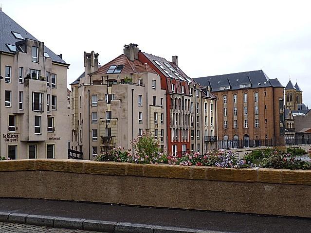 Metz la marina du Port Saint-Marcel - 29