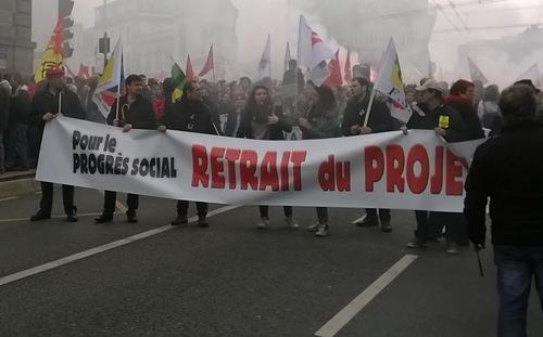 Mobilisation pour cette journée de grève !!!!!