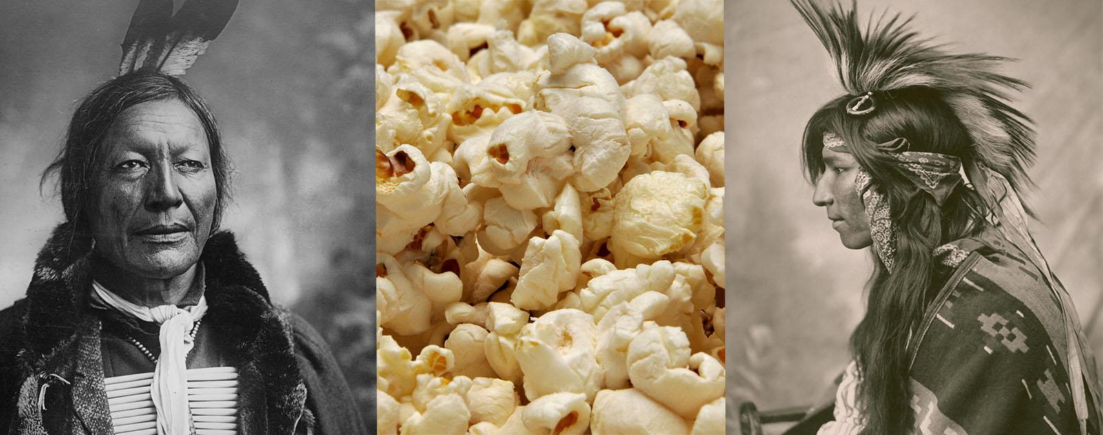 Histoire du Popcorn