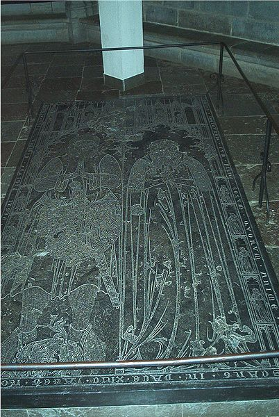 Fichier:Uppsala - Grave in Cathedral.jpg