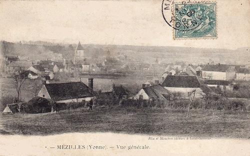 Famille Lejard (Lejarre) Mézilles (89)