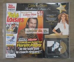 N° 1 Collection les disques d'or Céline Dion - Lancement