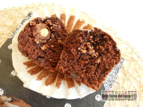 Muffins Crok Chok