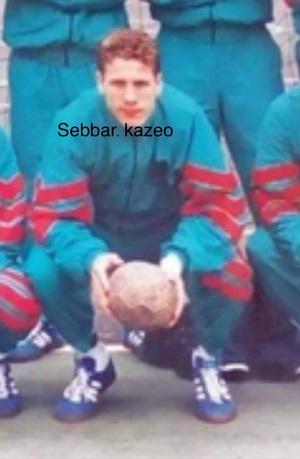 ABBÈS Salim Sofiane
