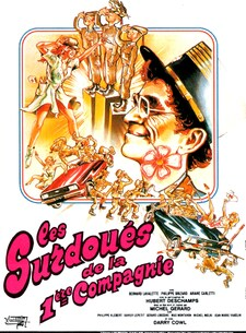 BOX OFFICE FRANCE 1981 TOP 41 A 50