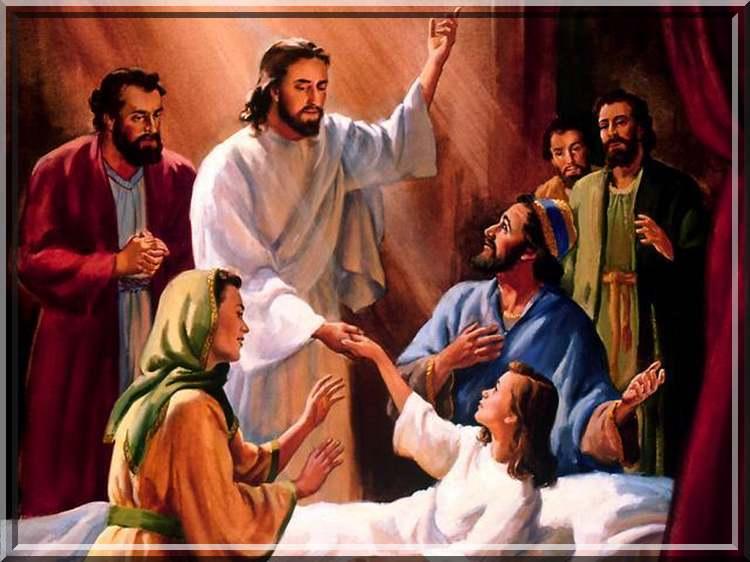 """La pensée du jour : """" Seul avec Jésus """""""