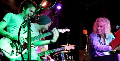 bonjovi-Dave à Memphis la semaine dernière