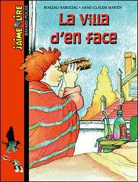 La villa d'en face (Boileau Narcejac) questionnaire de lecture