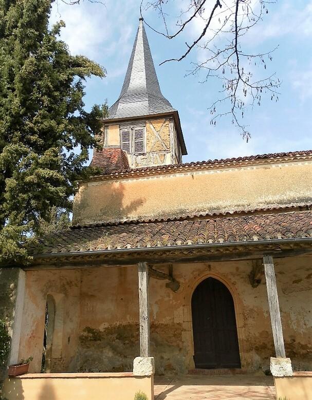 Eglises d'Armagnac : Gers N/O