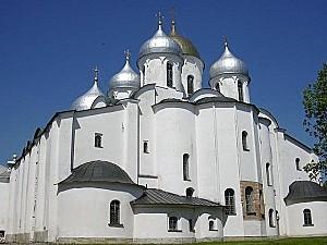 PHOTOLISTE 20090511151040 russie novgorod cathedra 600