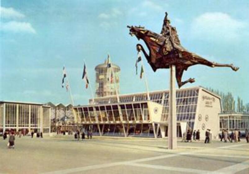 Regard sur l'Expo 58