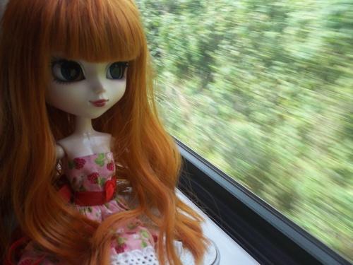 1ère Séance • Dans le train ♪