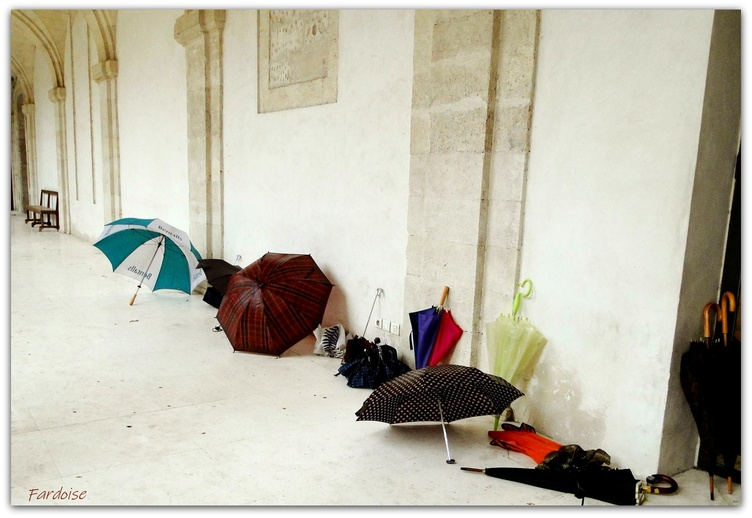 Il pleut, il a plu, il pleuvra...