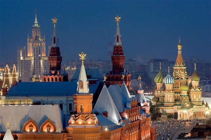 Photos-Villes du Monde 4:  Bons plans à Moscou
