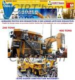 XCMG XUZHOU MACHINERY: BAUMA CHINE 2014.
