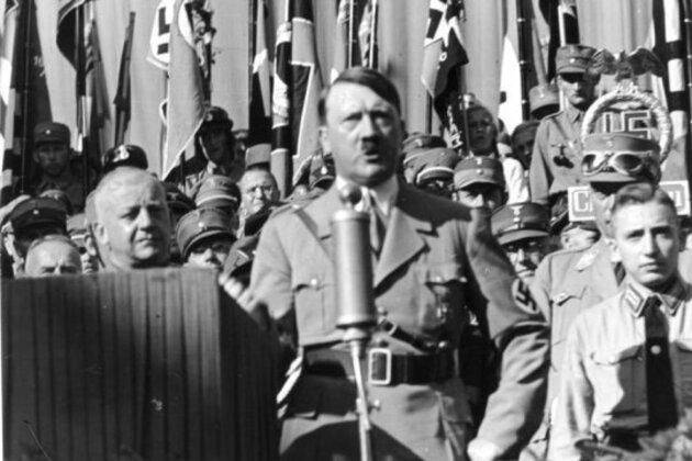 Hitler, seul maitre