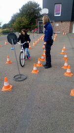 Habilité vélo!