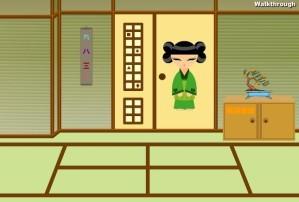 Japanese house escape 2