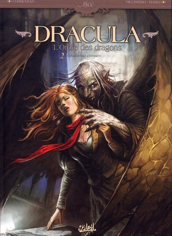 Dracula, l'Ordre des Dragons, T.02