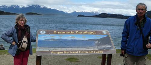 séjour à Ushuaia