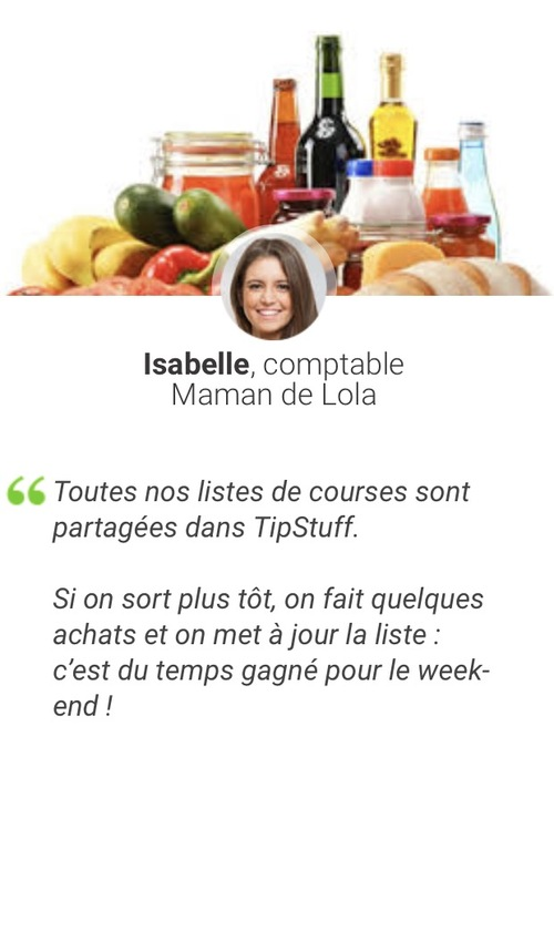 J'ai testé pour vous : TipStuff, l'appli qui facilite la vie !