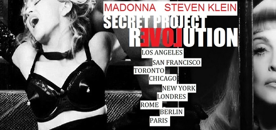 Madonna-Secret-Project