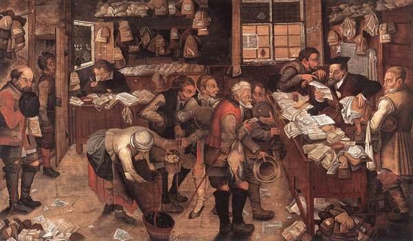 Samedi - Le tableau du samedi : Vous avez dit Bruegel ? (2)