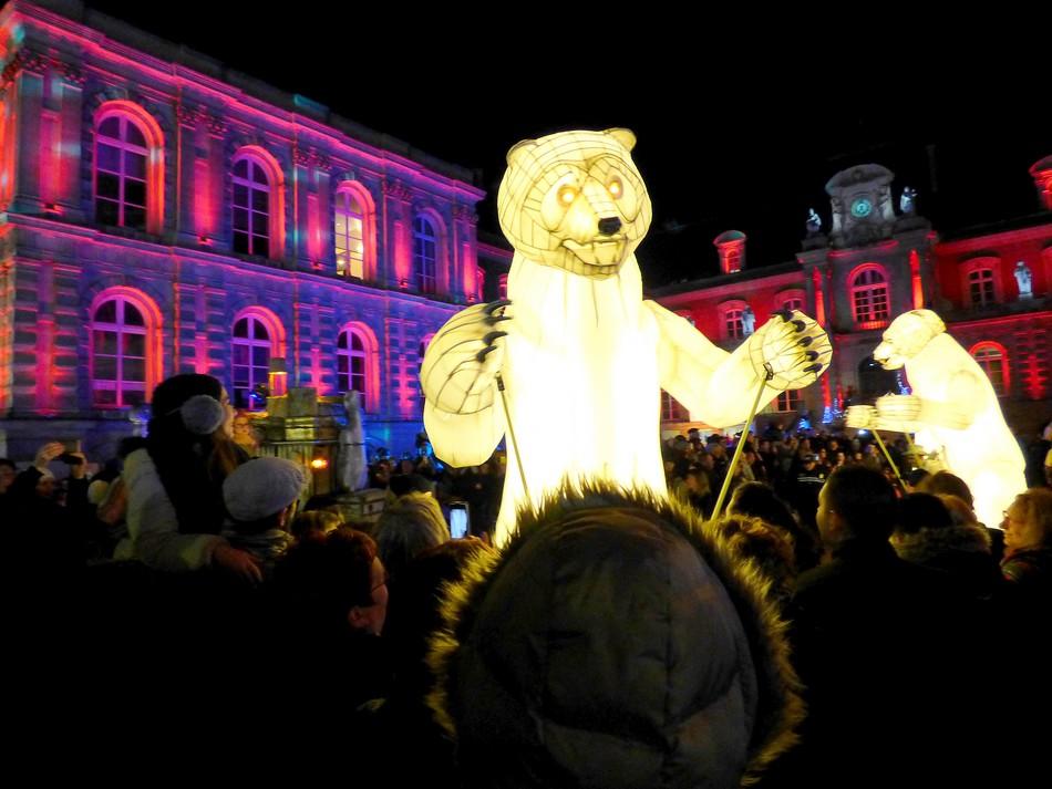 La parade des ours !