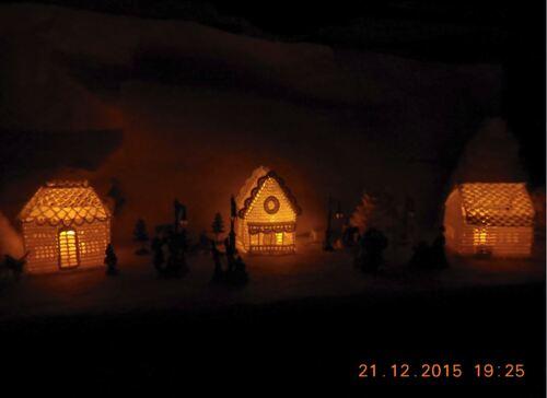 La suite du village blanc de Marlyse