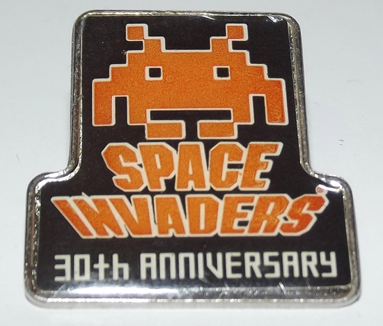 pins space invaders