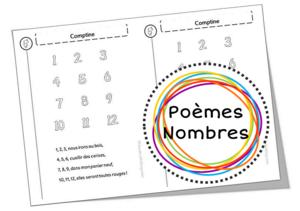 Poèmes sur les nombres et les mathématiques