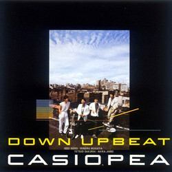 Casiopea - Down Upbeat - Complete LP