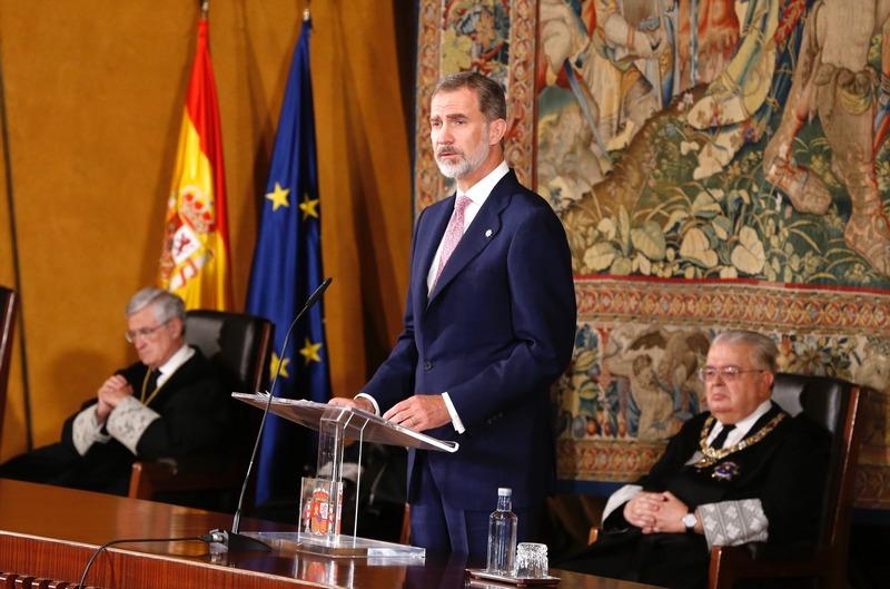 Conmemorativo del XL Aniversario del Tribunal Constitucional