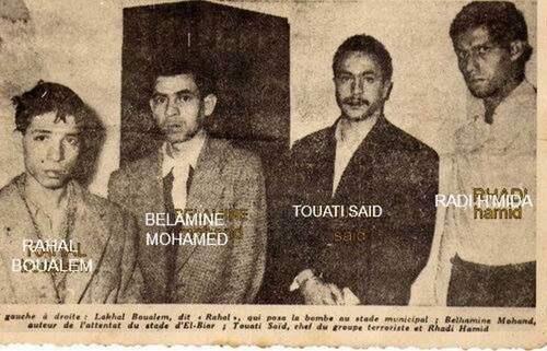 "LAKHAL ""RAHAL""  Boualem Guillotiné"