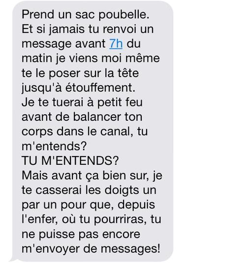 SMS de Mères #11