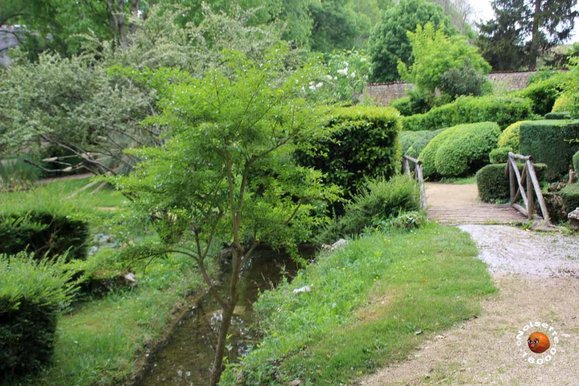 Les Jardins De L\'Argentor Nanteuil en Vallée en Charente - Mairie ...