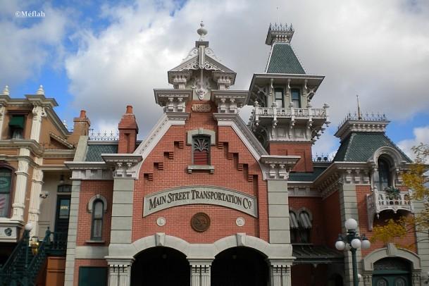 31 octobre 2011 Photo Disneyland 3