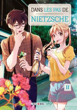 Dans les pas de Nietzsche - Tome 02 - Mariru Harada & Tsukasa Araki & Iqura Sugimoto
