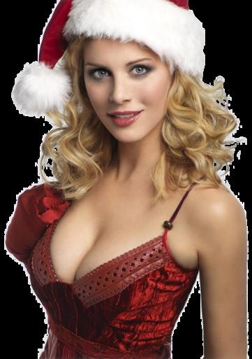 Femme Noël