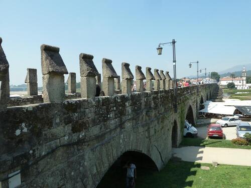 Ponte de Lima et retour au point de départ