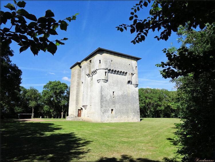 La tour de Moricq