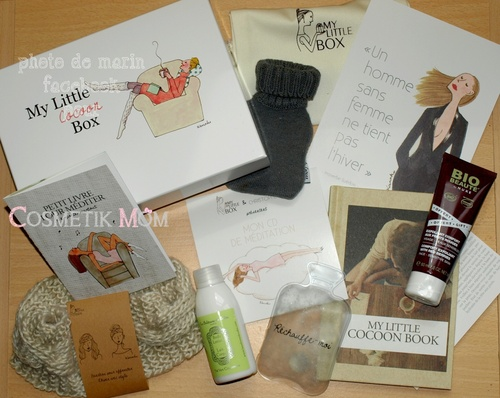 Direct Live My Little Box de Novembre - SPOILER