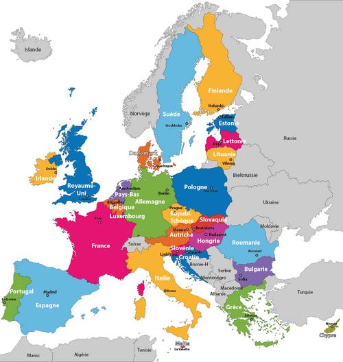 EUROPÉENNES : LE GRAND FOUTOIR