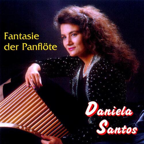 Roses And Flames - Daniela de Santos (Pan flute music)