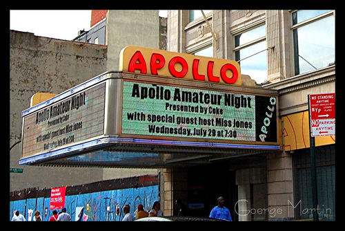 New-York - Apollo Theater