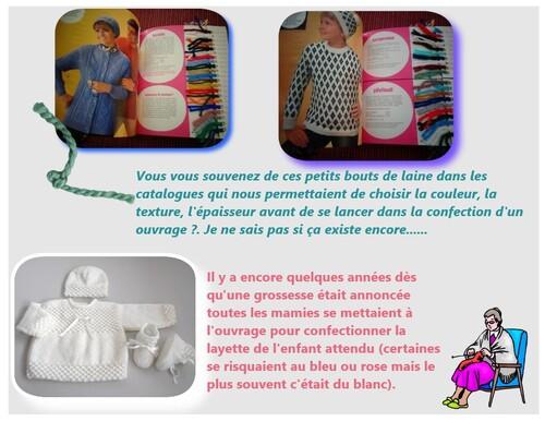 Renaissance du tricotage !!!